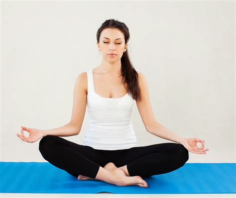 10 Yoga Exercises That Help You Keep Calm and Carry On - POPxo