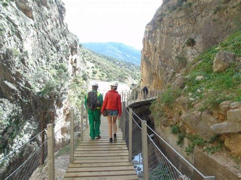 Caminito del Rey ticket quota increased for local hotels