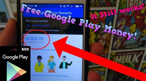 How to get FREE Google Play gift card codes 2020