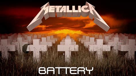 Metallica - Battery (If It Was Mixed by Cliff Burton