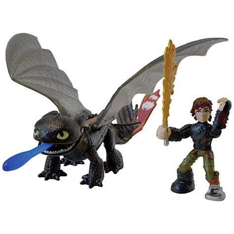 DreamWorks Dragons: Dragon Riders Hiccup and Toothless