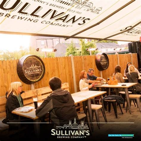Sullivans Brewing Company and Bar is a must on any visit