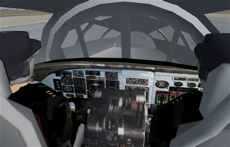 Boeing 2707 SST Updated for FSX