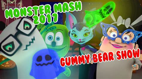 """It's Time to """"Monster Mash"""" with The Gummy Bear Show"""