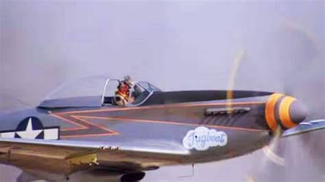 Cadillac Of The Sky: P-51 Mustangs In Empire Of The Sun