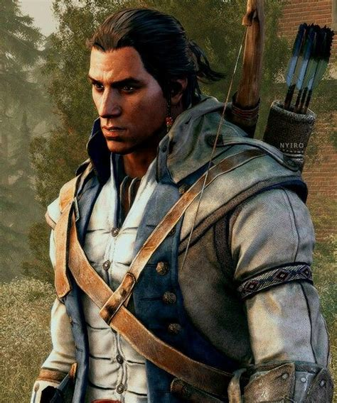 Connor Kenway Assassin's Creed 3   Assassin's creed