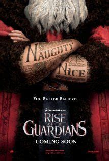 Rise of the Guardians is next release from Dreamworks