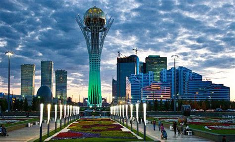Astana, Almaty Among Top 10 Most Visited Cities by Russian