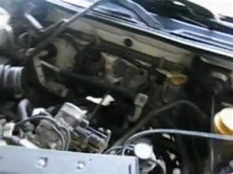 1997 Subaru Legacy outback starter replacement Pt 1 of 7